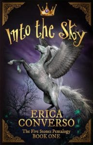 Into the Sky, a YA fantasy novel