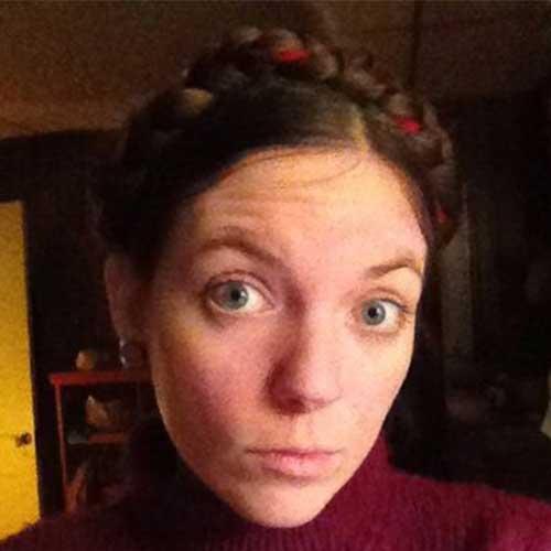 Author Amanda McGee