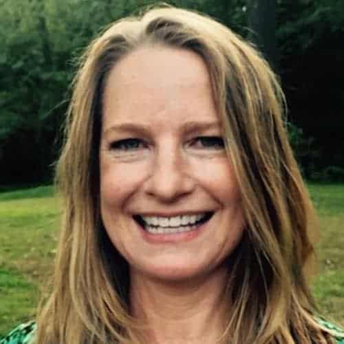 Author Amy Maroney