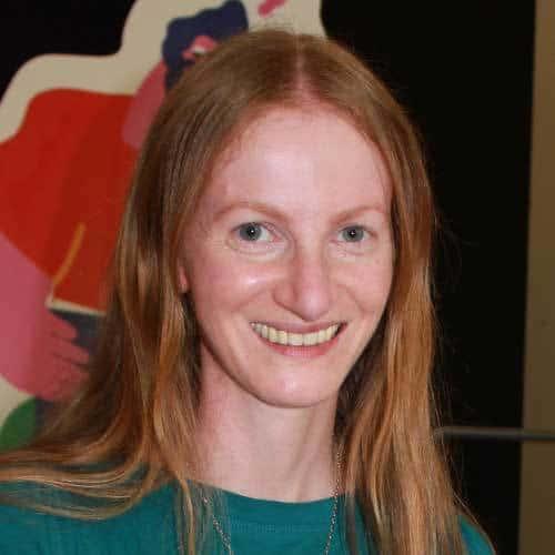 Author Claire Savage