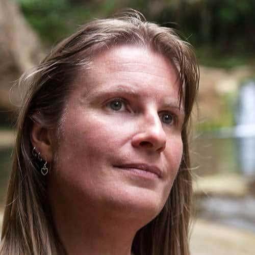 Author Liz Hurst