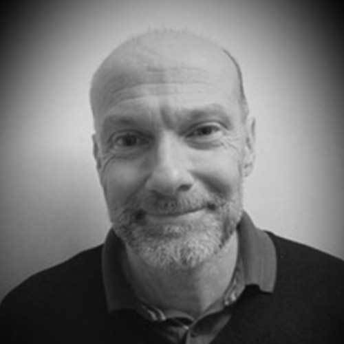 Author Mark Sippings
